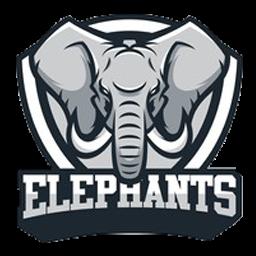 logo gajah putih
