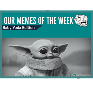 Our Memes of the Week #49: Baby Yoda Edition