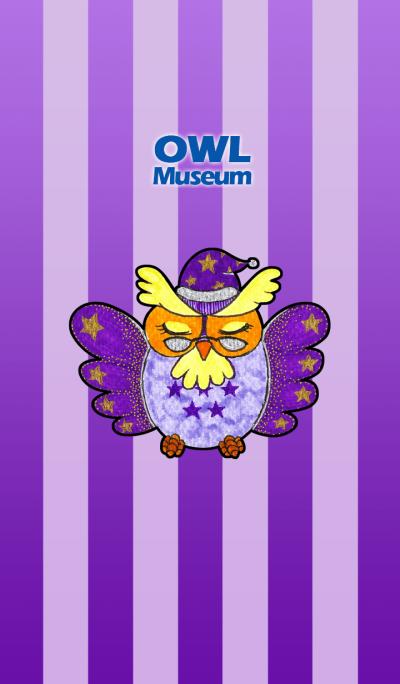 OWL Museum 42 - Wizard Owl
