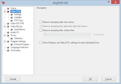 Screenshot RedFox AnyDVD HD 8.2.2.0 Full Version