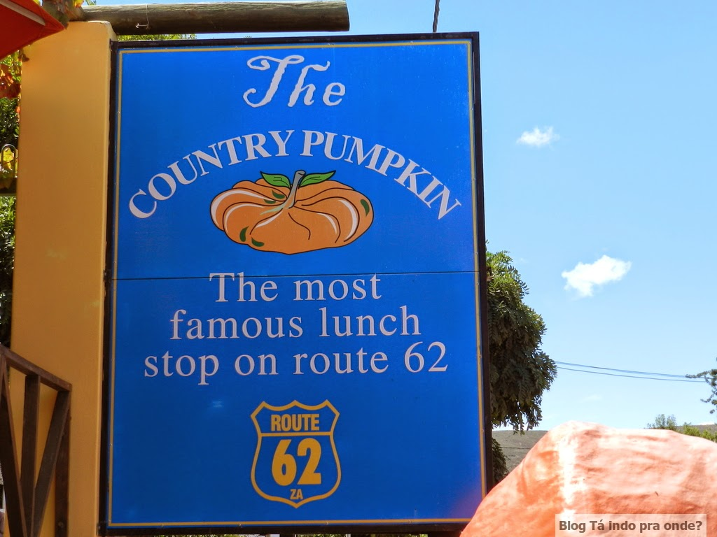 The Country Pumpkin na Rota 62