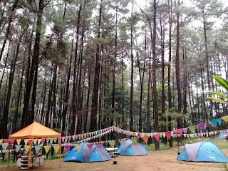 Lokasi Dan Rute Ke Gunung Pancar Bogor