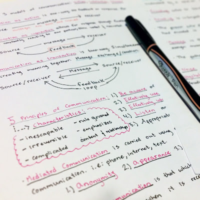 written with sharpie pens