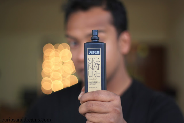Axe Signature Gold EDT review, Axe Signature Gold EDT variants, buy Axe Signature Gold EDT