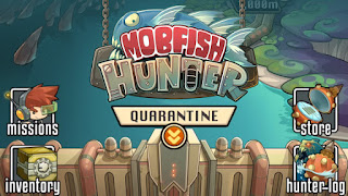 Mobfish Hunter App
