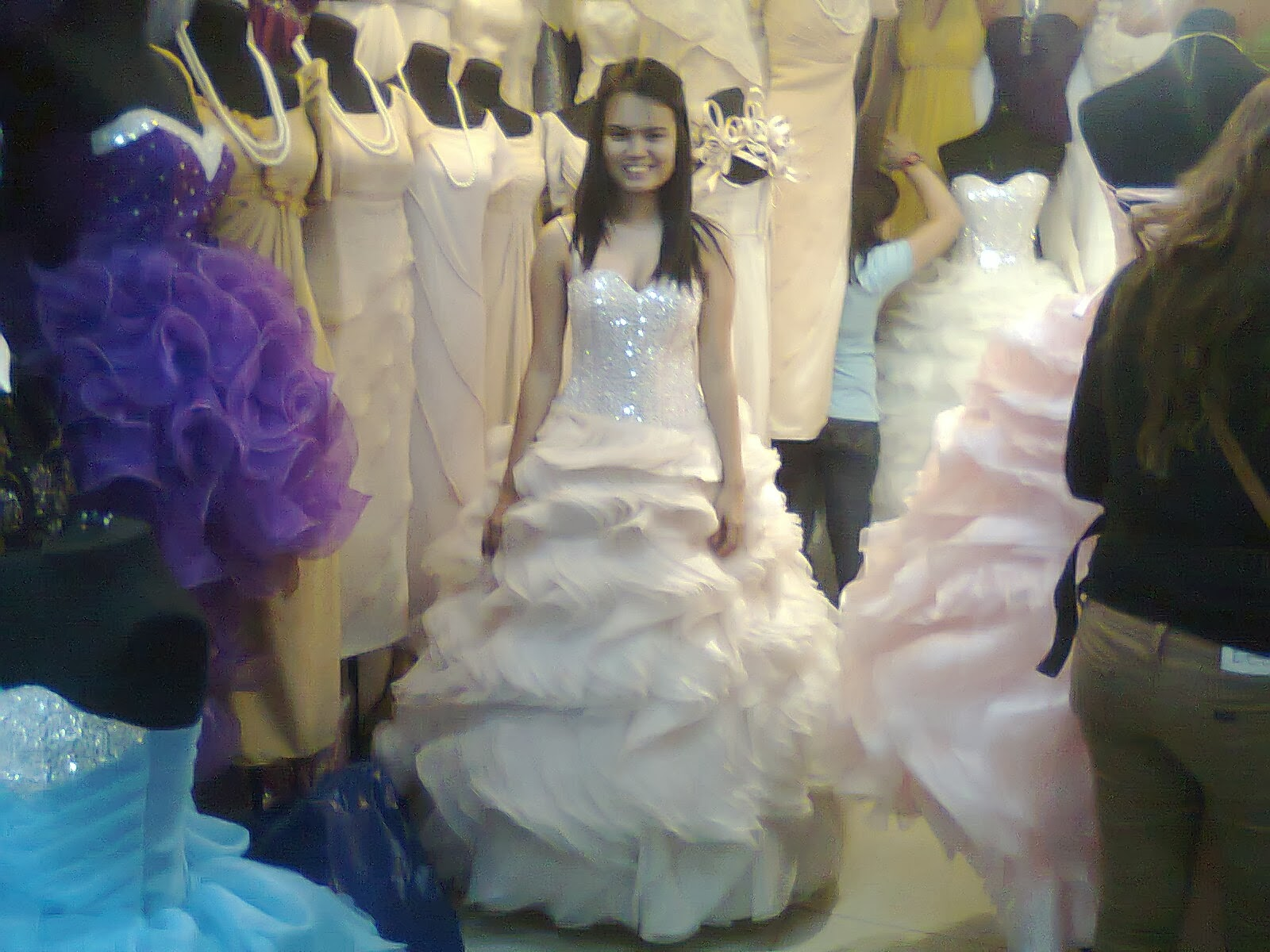 Wedding Planning Adventure: Wedding Gowns In Divisoria
