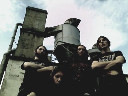 Reacciones Metal Zine Metal Scrap Records Released Its
