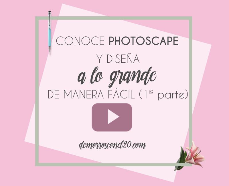 Tutorial para aprender a usar Photoscape