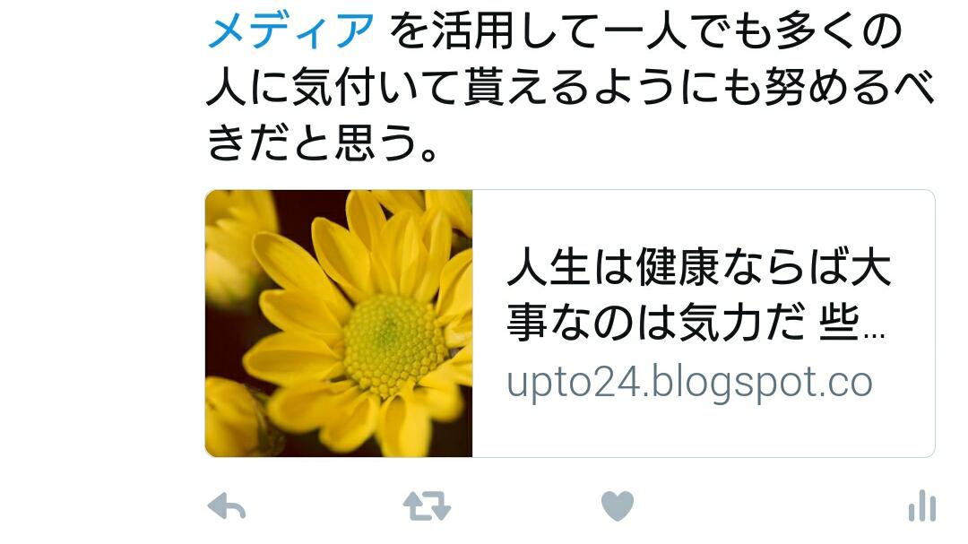 Twitterカードのsummary(概観)を使用した結城永人のTwitterカード