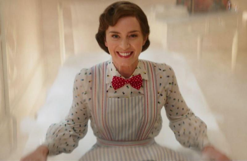 O Retorno de Mary Poppins | Segundo trailer leva a babá mágica em uma nova aventura