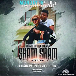 Dully Melody Ft Noti Flow - Sham Sham