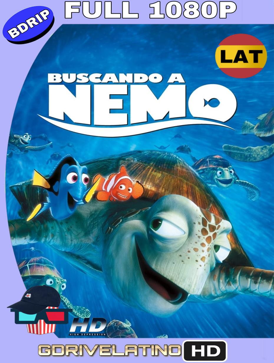 Buscando a Nemo (2003) BDRip FULL 1080p (Latino – Inglés) MKV