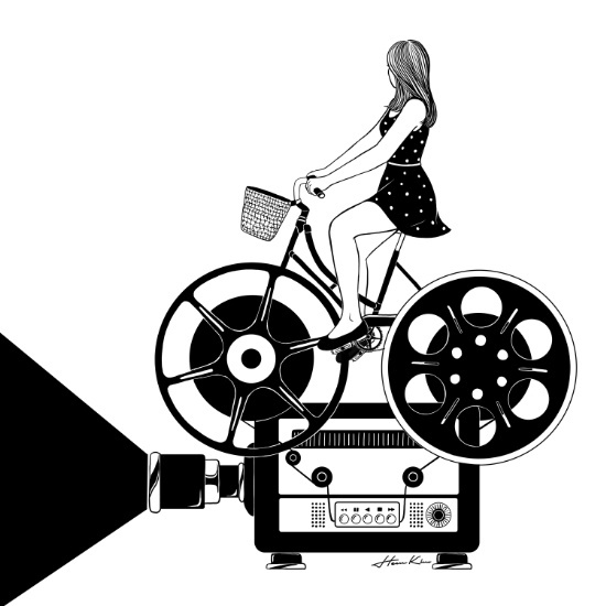 """Cinema paradiso"" by Henn Kim 