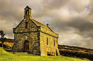 Capel Non Pembrokeshire Coastal Path Wales