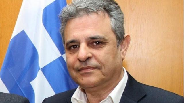 Παραιτήθηκε ο Γ.Γ. Πολιτικής Προστασίας Γιάννης Καπάκης - Ανέλαβε ο Γιάννης Ταφύλλης