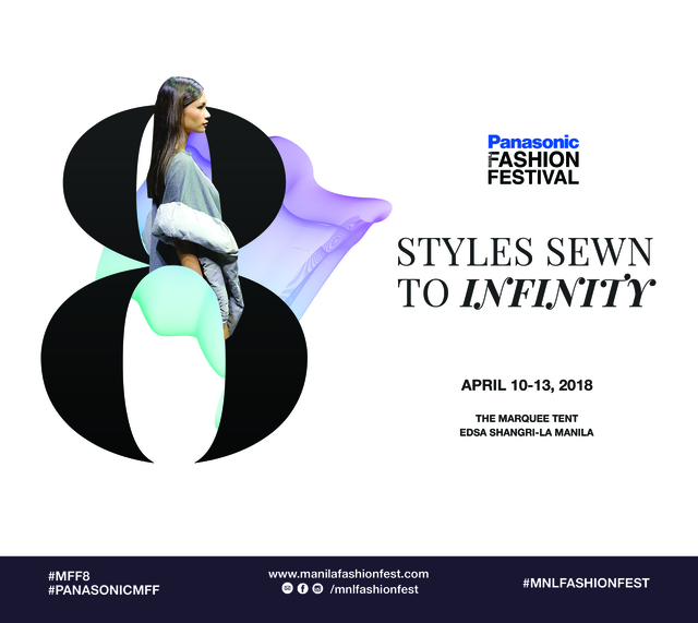 Panasonic Manila Fashion Festival 2018