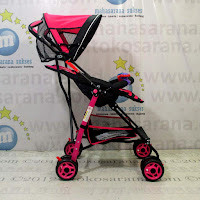 Does DS203 Buggy Baby Stroller