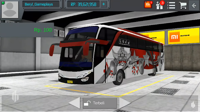 Bus Simulator Indonesia Mod Apk Terbaru