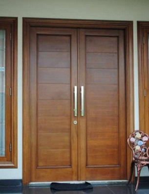 Top Info 29 Gambar Model Pintu Kupu Tarung Minimalis