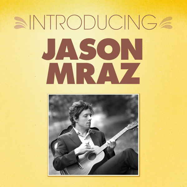 Jason Mraz - Introducing... Jason Mraz - EP Cover