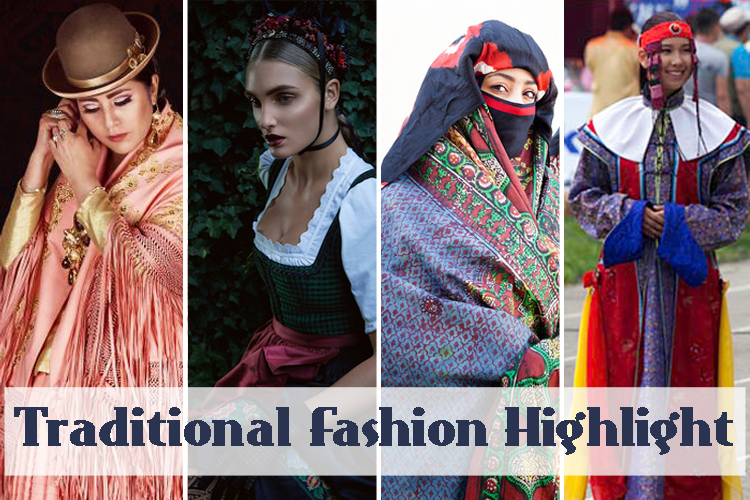 Flashback Summer: Traditional Fashion Highlight - Bolivia, Germany, Yemen, Mongolia