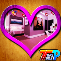 Play Top10newgames Valentine House Escape 5