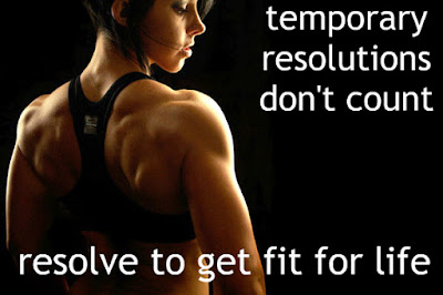 Make Fitness a Part Of Lifestyle Is Not A Temporary Resolution