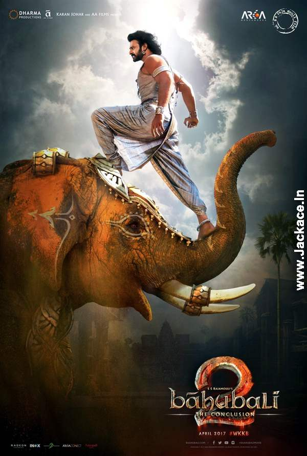 Baahubali 2: The Conclusion First Look Poster 4