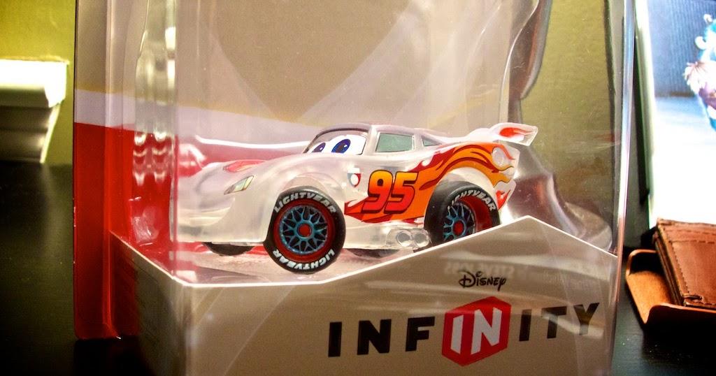 "Giveaway - Disney Infinity Lightning McQueen ""Crystal ..."