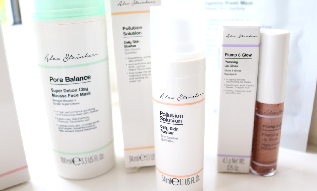 Alex Steinherr Primark Skincare review