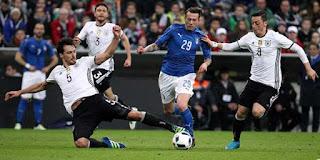 Jerman vs Italia 6-5 (1-1) All Goals & Highlights Video