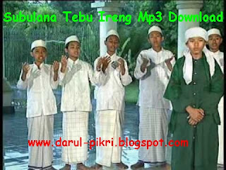 Subulana Tebu Ireng Mp3 Download