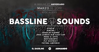 FIESTA BASSLINE SOUNDS 5 en Bogotá | ARMANDO