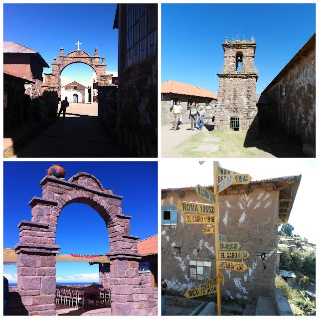 Passeio de um dia pelo Lago Titicaca, Peru - Ilha Taquile