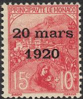 Monaco Wedding 1920