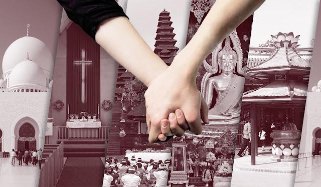 Beraneka Ragam Agama di Indonesia, dari yang Benar, Tak Diakui Pemerintah Hingga Sesat