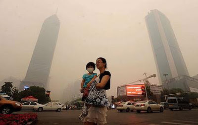 Fim do Mundo - Nevoeiro na China