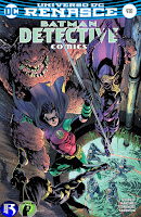 DC Renascimento: Detective Comics #938