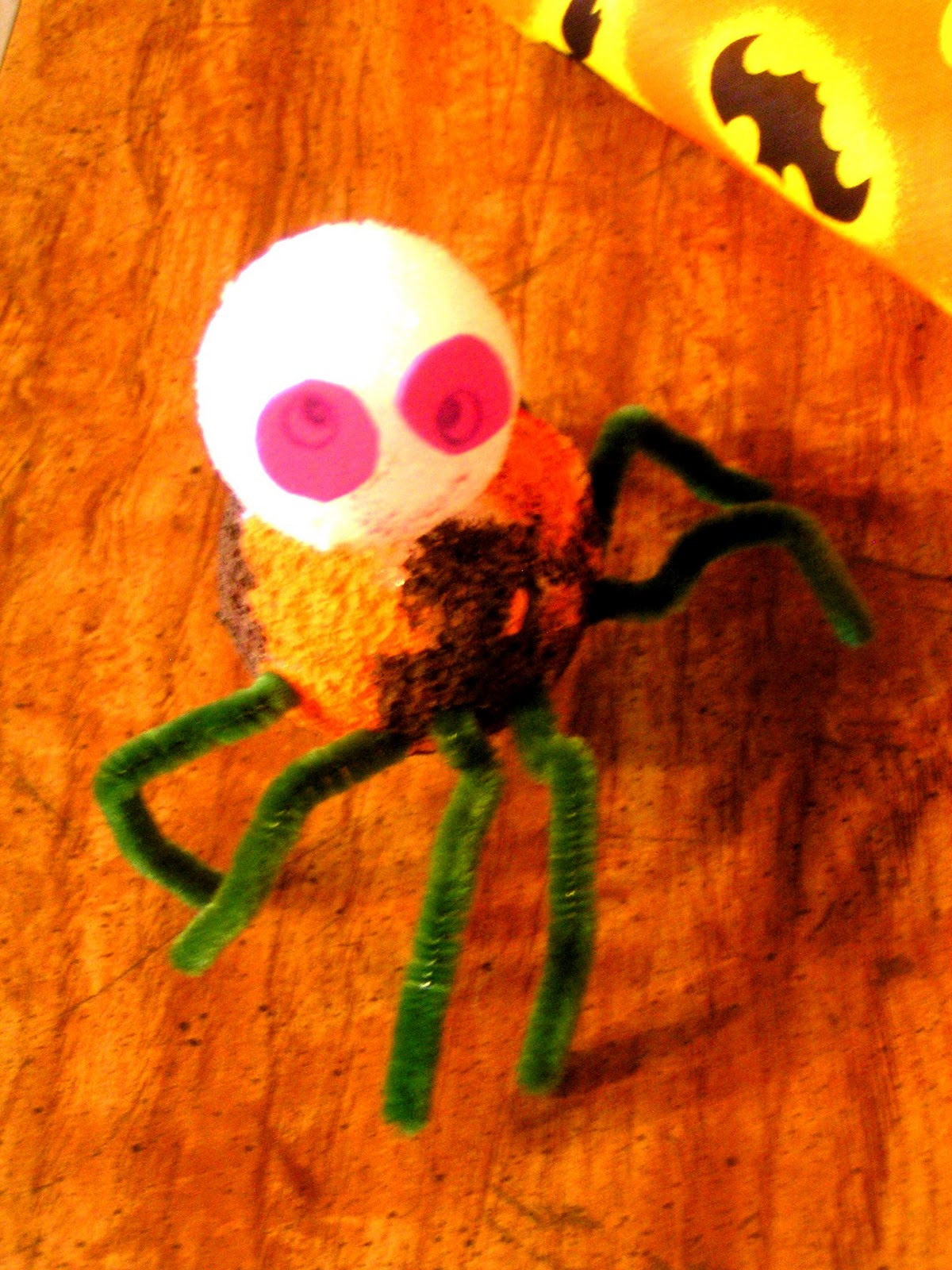 Spider Craft For Preschoolers