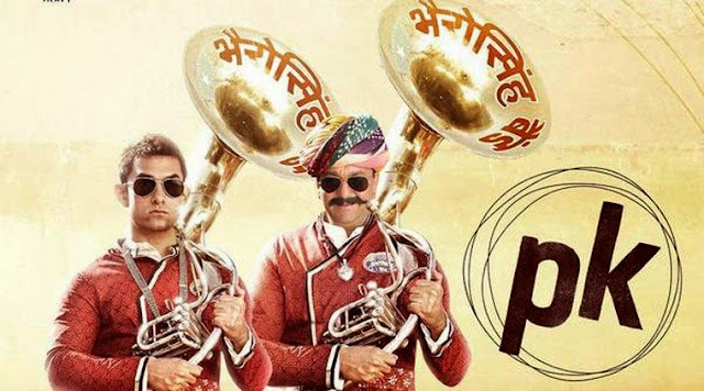 Tharki Chokro Lyrics - PK   Aamir Khan, Sanjay Dutt