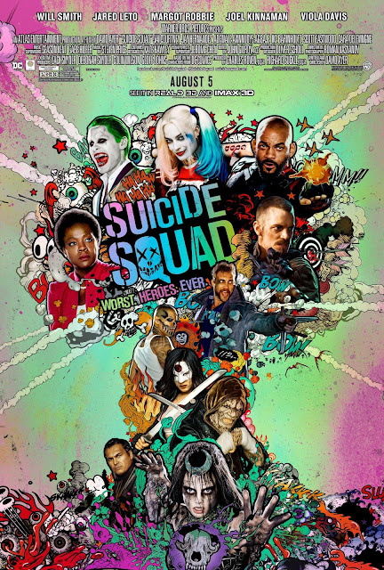 Suicide Squad (2016) 720 Bluray Subtitle Indonesia
