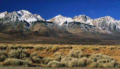 Resultado de imagen de paisaje de montaña, sierra