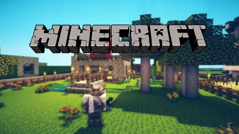 Download Minecraft 1.8 Free Full Version PC Poster