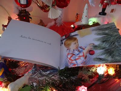 Les petits bonheurs d'hiver  Ecrivain - Ethel Ravidat Editions Lilavril