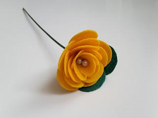 róża DIY