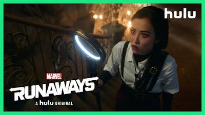 Runaways: 3ª temporada - novos vídeos e pôster
