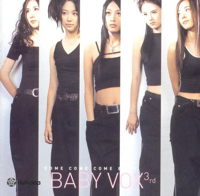 Baby V.O.X – Vol.3 Come Come Baby