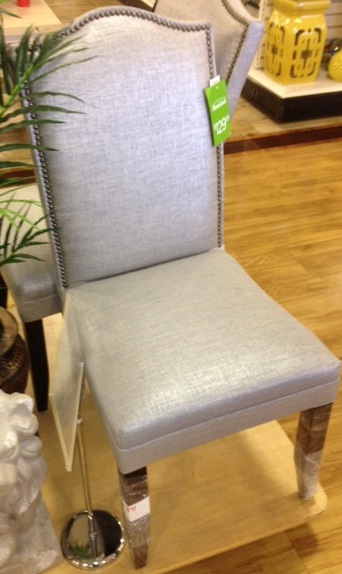 Dalliance Design A Love Affair With Home Goods Ping Lesson & Dining Chairs Home Goods | Home design ideas
