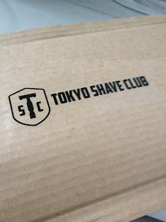 tokyo shave clubの配送物