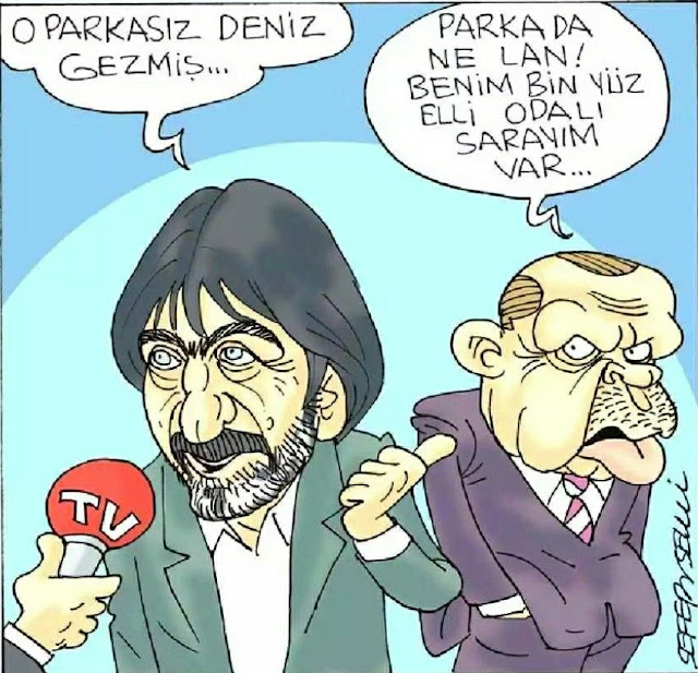 rıdvan dilmen karikatürü
